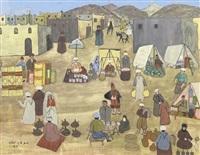 jour de marché by moulay ali alaoui