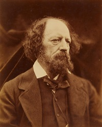 alfred tennyson by julia margaret cameron