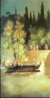 la barque royale by prosper mérimée