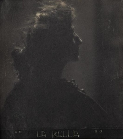 la bella by edward steichen