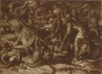 castelnuovo di garfagnana by giuseppe (salviati) porta