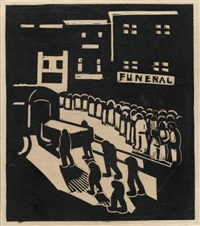 the funeral by james lesesne wells