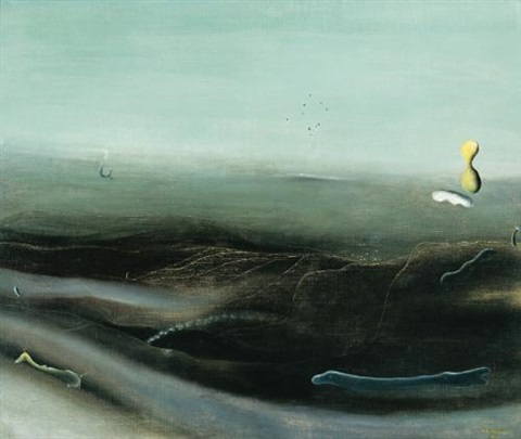 le plan des sources by yves tanguy