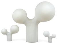 double bubble lamps (set of 3) by eero aarnio