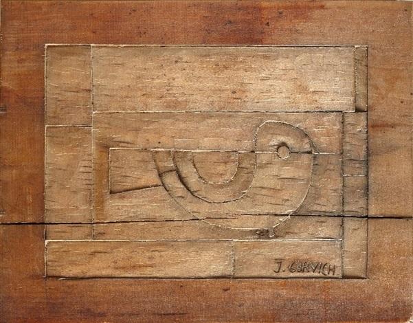 petit oiseau constructiviste by josé gurvich
