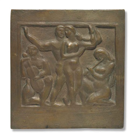 the dance by william zorach