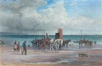 retour de pêche by walter henry pigott