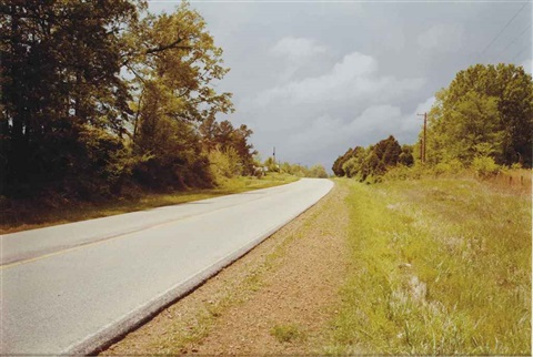 sans titre street approaching storm by william eggleston
