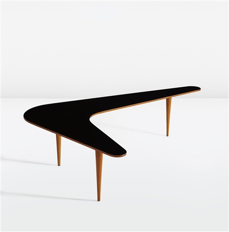 boomerang coffee table by jean royère