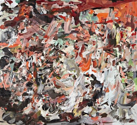 the torment of st anthony by cecily brown