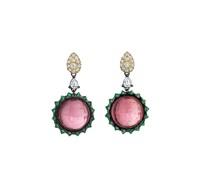 ear pendants (pair) by nicholas liu