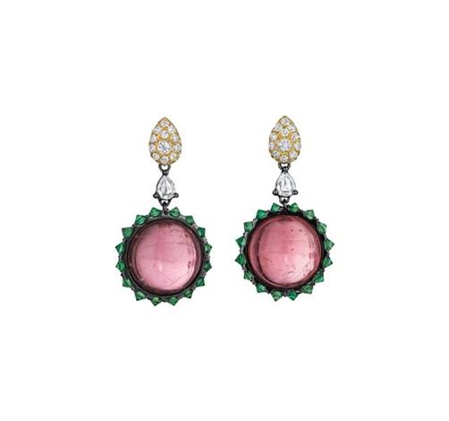 ear pendants pair by nicholas liu