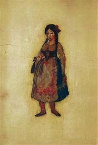 a girl by mikolas ales