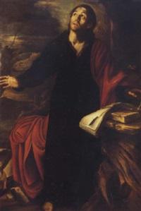 san juan evangelista by sebastian martinez domedel