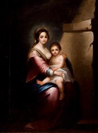 maternidad by ventura de los reyes corradi
