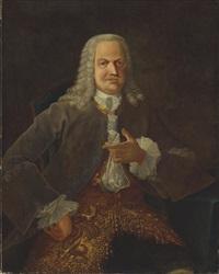portrait of count nikita akinfievich demidoff by aleksei petrovich antropov