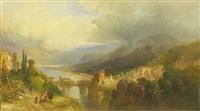valley d'assola piedmont by james vivien de fleury