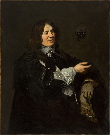 portrait des stephanus geraerdts by frans hals the elder