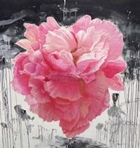 芙蓉三 (hibiscus no.3) by lian xue ming