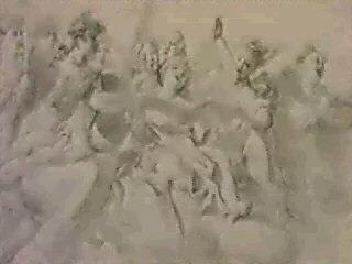 singende und musizierende engel by cosmas damian asam