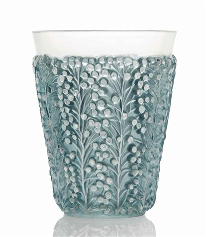 saint tropez vase no 10 915 by rené lalique