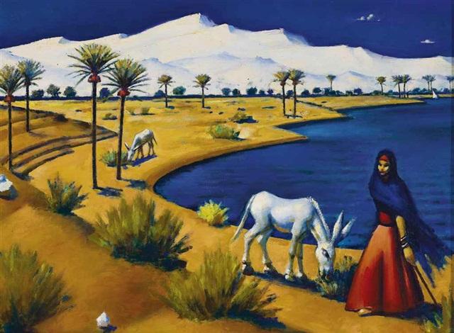 marsa matrouh vers le bain de cléopâtre by mahmoud said