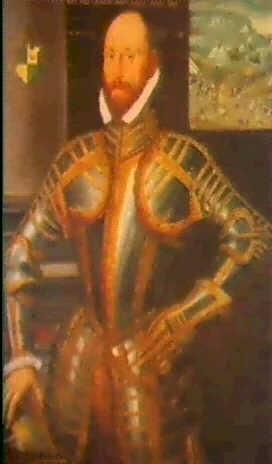 portrait of john farnham d1587 by steven van der meulen