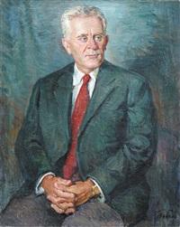 portrait by ivan tabakov