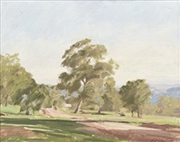 spring creek road by archibald douglas colquhoun