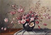 magnolienzweige by camilla göbl-wahl