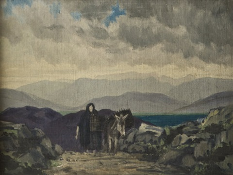 coming from market glenbeigh by mabel young