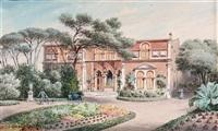 la villa mauresque by jules coulange-lautrec