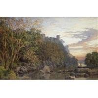 barnard castle by charles davidson