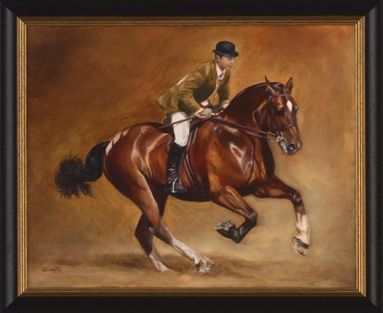 george ridden by robert walker by sarah clegg
