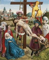 the descent from the cross by roger van der weyden