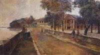 ambassade à saïgon (?) by bassoulot