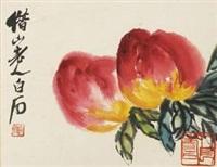 双寿 by qi baishi