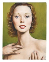 untitled by john currin