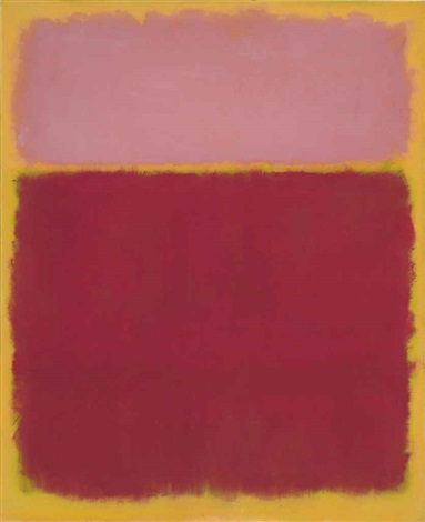 untitled no 17 by mark rothko