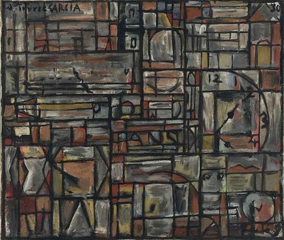 pintura constructiva by joaquín torres garcía