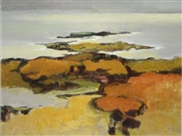 changing shapes in a connemara landscape by arthur armstrong