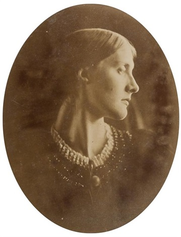 julia jackson april by julia margaret cameron
