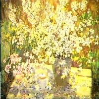 fleurs de printemps by stanislav fomenok