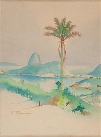 baía de guanabara by henrique goldschmidt