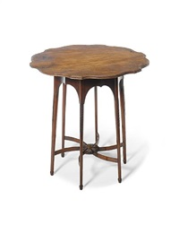 occasional table by philip webb