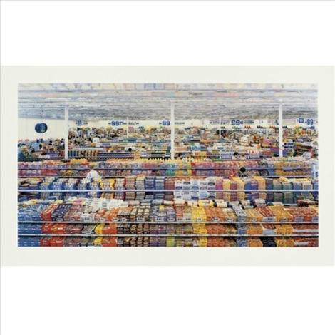 99 Cent By Andreas Gursky