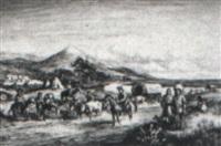 westward ho by charles a. van der hoof