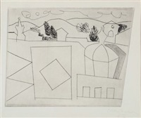 1967 (lucca, small version) by ben nicholson