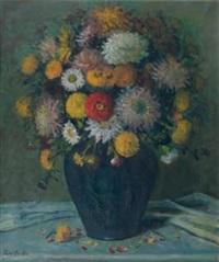 bouquet de fleurs by liao sin hio