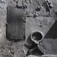 muro de ciudad vieja, estocolmo - suecia by alfredo testoni